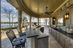 Poolside Outdoor Kitchen (1)