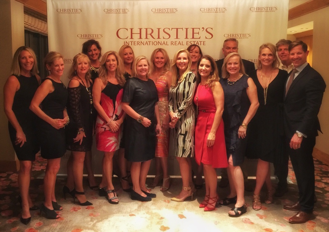 Ivester Jackson Brokers Earn Prestigious Christie's Luxury Certification