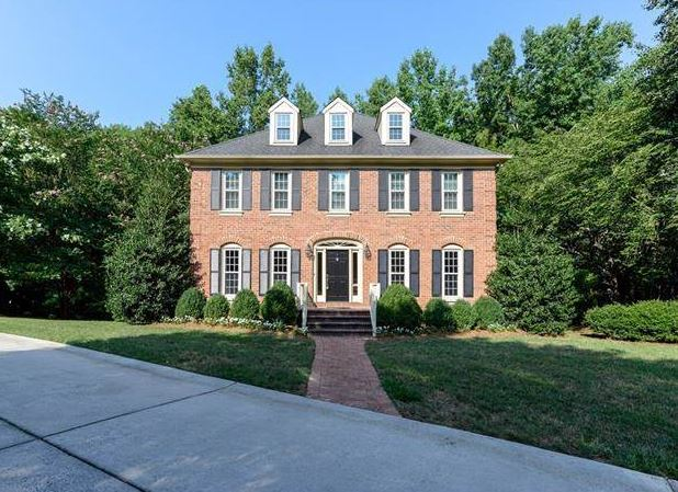 HOUSE OF THE DAY:        3940 Ayscough Road – Charlotte