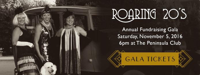 The Roaring 20's – PCF's Annual Gala