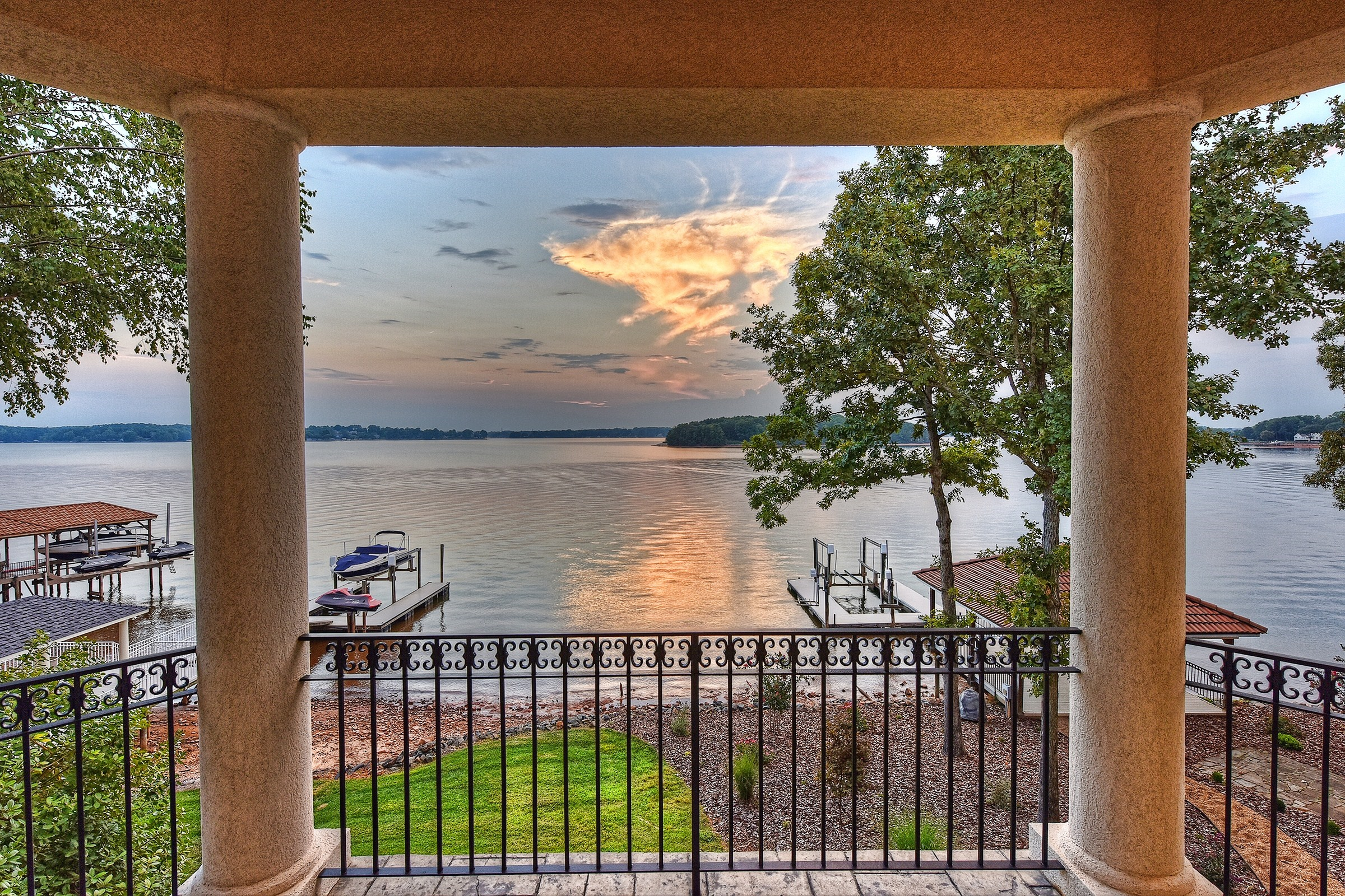 Ivester Jackson I Christie's Brokers Dominate 2016 Lake Norman Ultra Luxury Closing Activity