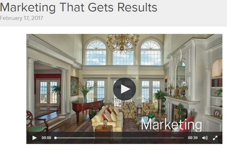 The way we market our listings gets results!