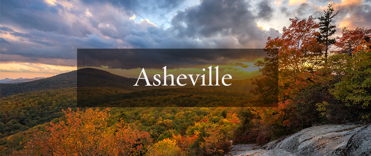 Asheville – Tale of Two Cities