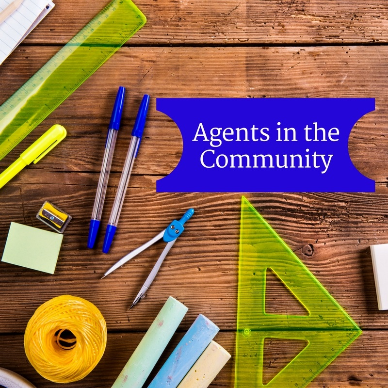 Agents in the Community – Back to School