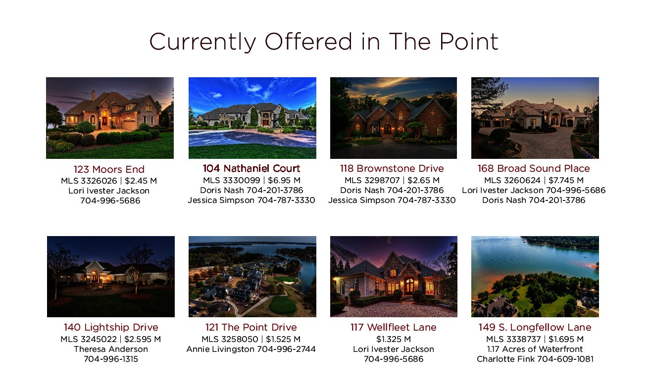 Luxury Property In The Point: A Market Snapshot