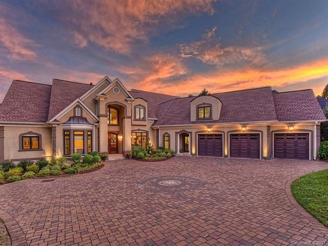 charlotte golf course homes