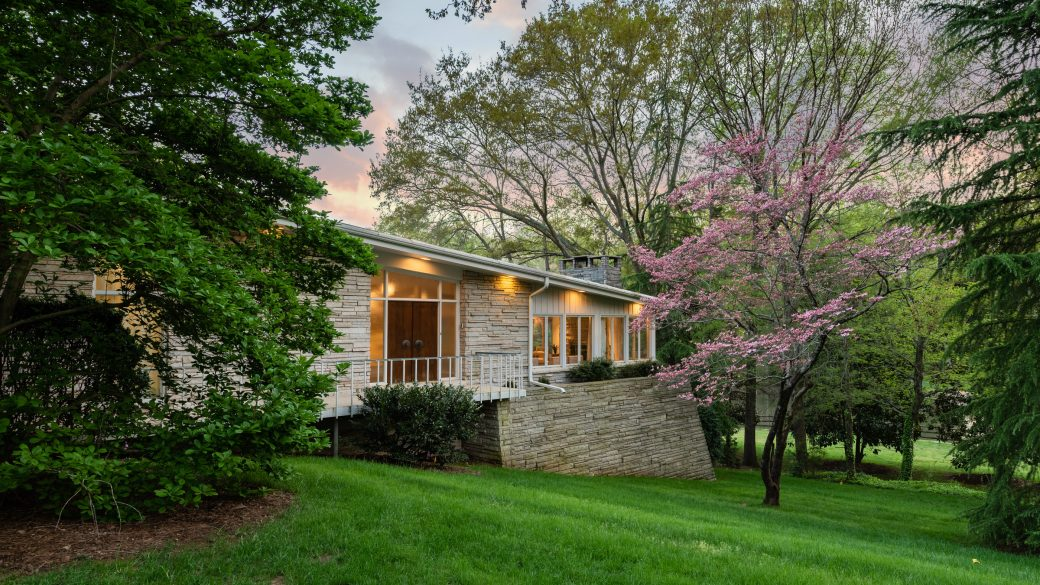 Modern & Contemporary Homes of Charlotte, Lake Norman, and Asheville