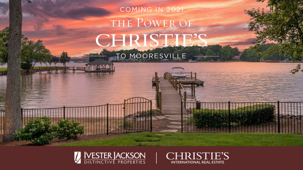 Ivester Jackson and Christies New North Shore/Mooresville Office