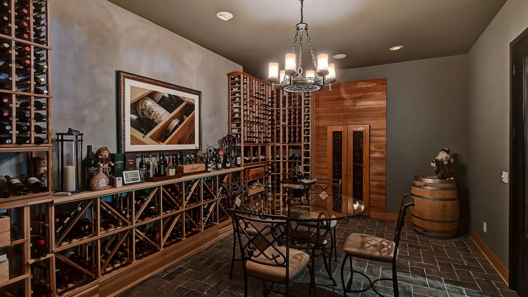5 Luxury Homes with Exquisite Wine Cellars