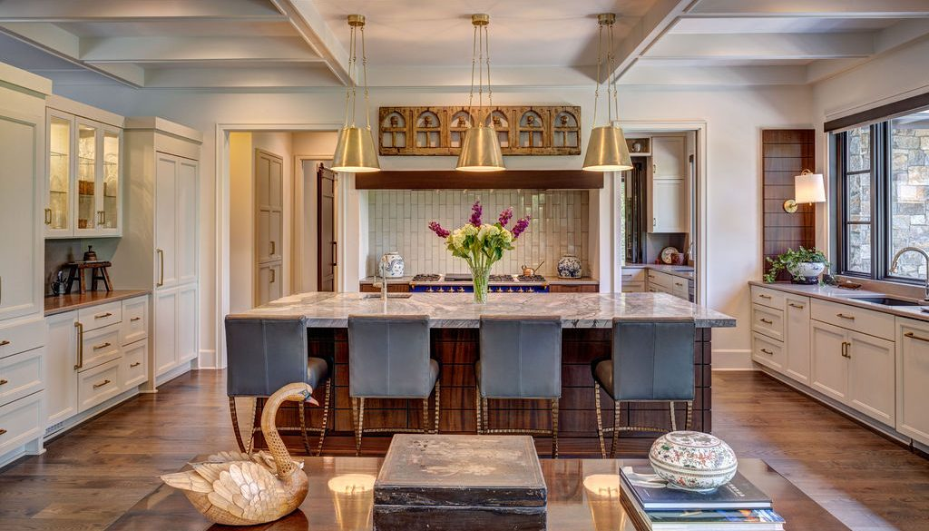 6 Stunning Kitchens