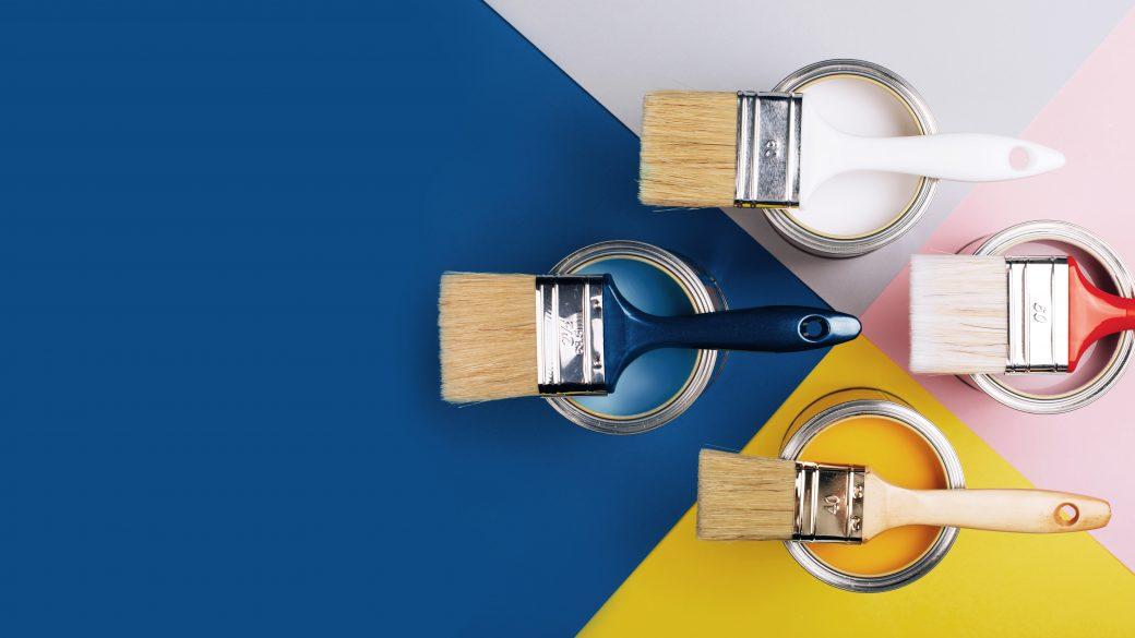 3 Fresh Paint Colors for 2021